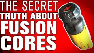 The SCIENCE! - Fusion Cores in Fallout 4 EXPLAINED width=