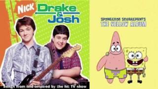 Drake & Josh VS. SpongeBob | Found a Way & Jellyfish Jam mashup.