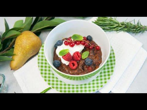 Латышский хлебный суп | Дежурный по кухне