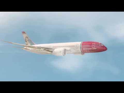 Norwegian's amerikanske destinationer - JetStream