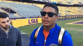 Florida's Quincy Wilson: We 'wanted it more than they did'