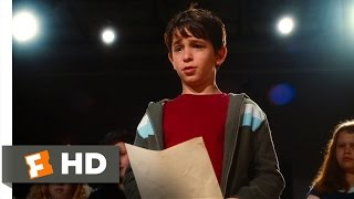 Diary of a Wimpy Kid (4/5) Movie CLIP - The Wonderful Wizard of Oz Audition (2010) HD