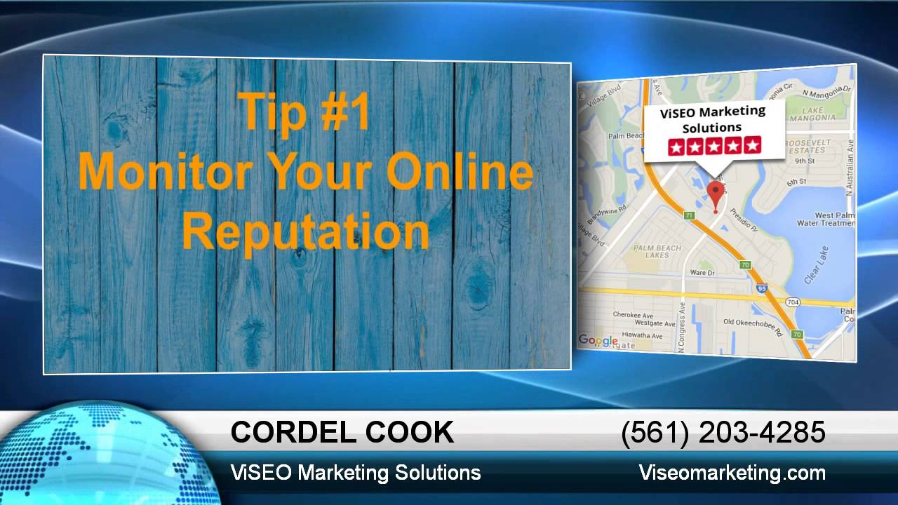 Reputation Marketing Services - ViSEO Marketing Solutions
