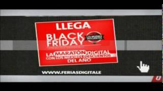 Black Friday Los mejores descuentos del año Ferias Digitales Maratón de descuentos