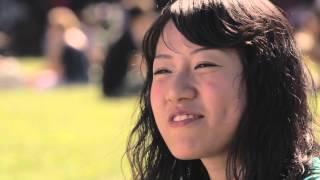 International Students in Brisbane: Ryoko from Japan (English)