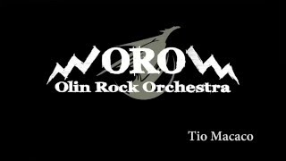 """Tio Macaco"" - Olin Rock Orchestra"