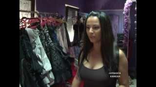 Lutajuća kamera - Tina Ivanovic -Grand kviz - 11.05.2012.god.