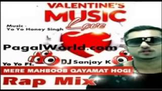 Mere Mehboob Qayamat Hogi   Yo Yo Honey Singh New Song 2014   MP3 Download   YouTube