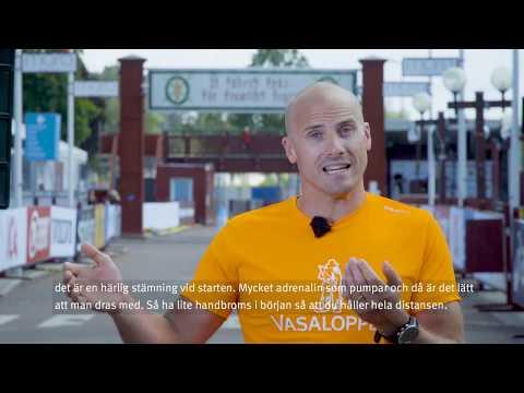 Håkon Breistrand bjuder på kloka tips inför Ultravasan 2018