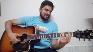 Main Phir Bhi Tumko Chaahunga   Half Girlfriend (2017)  Live Guitar Cover