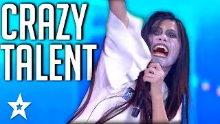 THE SACRED RIANA WINS ASIA'S GOT TALENT 2017 | All Auditions & Performances | Got Talent Global width=