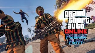 GTA Online: Power Play