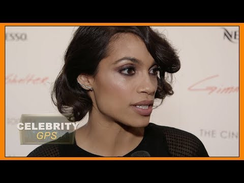 ROSARIO DAWSON confirms CORY BOOKER is her BOO - Hollywood TV