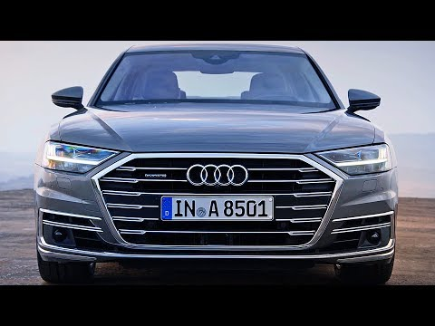 "Audi A8 (2018) Ready to fight S-Class"" [YOUCAR]"