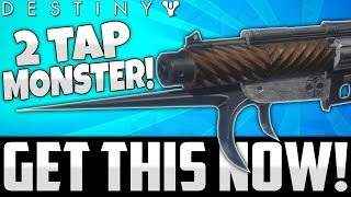Iron Banner Celebration! 2 TAP MONSTER! GET THIS NOW! - Iron Banner Destiny Vendor Recommendations