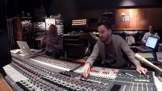 Linkin Park - Making of 'A Line in The Sand' (Drums)