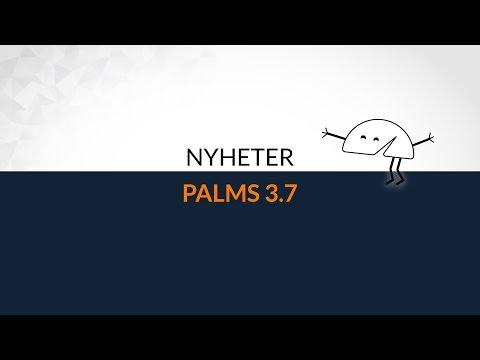 Så funkar inlämningsuppgift i PALMS 3.7
