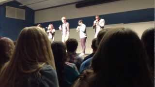Somebody That I Used to Know - Pentatonix - UNH concert