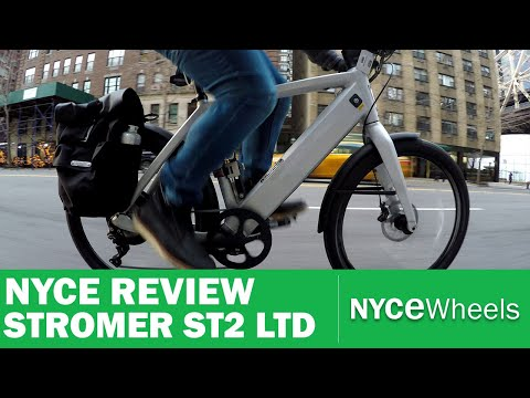 Stromer ST2 Limited Edition | Luxury Electric Bike Review