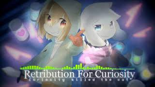 [Storyshift X Storyswap Color] Retribution For Curiosity ~ Curiosity killed the cat.【Remix】