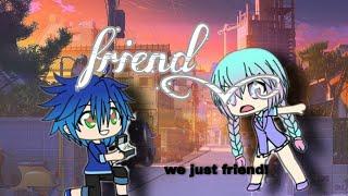 Friend-Annie Marie ft.Marshmello music video gacha verse