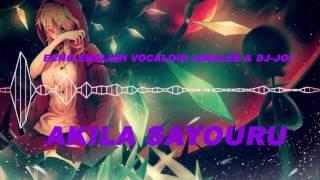 ENGLISH ECHO Vocaloid AmaLee & dj Jo |Male Version|