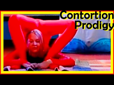 Best Contortion Acts of February, 2017 - 柔軟度.  またわり