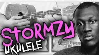 [ Stormzy - Shut Up ] Ukulele Cover [Functions On Da Low]