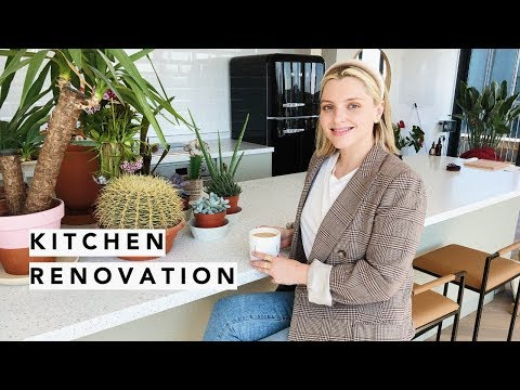 UNVEILING MY NEW KITCHEN! | Estée Lalonde