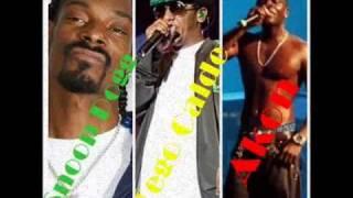 Wanna Love You - Tego Calderón ft. Snoop Dogg & Akon
