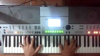 Tutorial da Introdução da música A outra - Luan Santana (Piano)