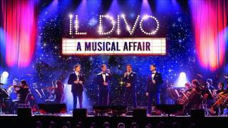 [Live] Love Changes Everything - Il Divo - Live in Japan - 10/15 [CD-Rip]