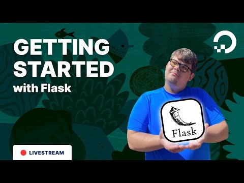 Getting Started With Flask | 1-Hour Tech Talk