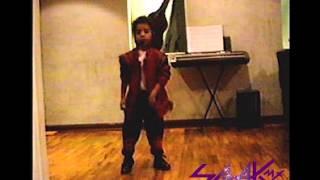 SAAK (4 años de edad) - Everybody (BSB) & Thriller (MJ) Kid Halloween Cover