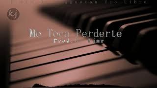 (Me Toca Perderte) Pista de Reggaeton Romantica 2018 | Uso Libre | Prod By Kjmr