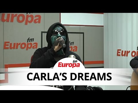 Carla's Dreams - Imperfect LIVE