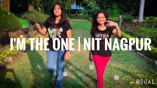 I'm The One - DJ Khaled Ft. Justin Beiber and NIT Nagpur