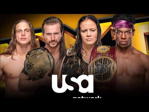 Download thumbnail for AEW vs NXT WEDNESDAY NIGHT on USA