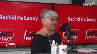 L'Info en Face avec Maryam Bigdeli