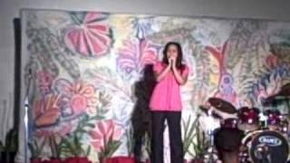 Jordanne Patrice singing 'At Last' By Etta James