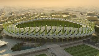 15 AMAZING Futuristic Football Stadiums 2016-2018 | Ft. Premier League, La Liga