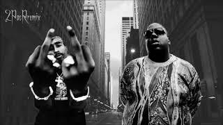 (2018)  2Pac - Public Enemies ft. Biggie  ''prod by: Bulletz 2 Beatz''(Remix)