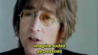 Imagine - John Lennon (Legendado) Excellent !!!