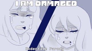【Undertale】I Am Damaged | Heathers【Animatic】