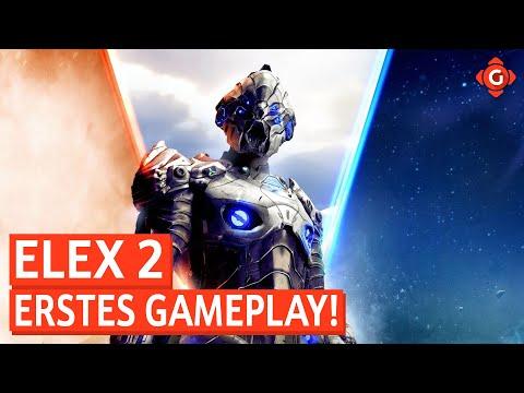 ELEX II: Erstes Gameplay! Ghost of Tsushima: Director's Cut angekündigt! | GW-NEWS