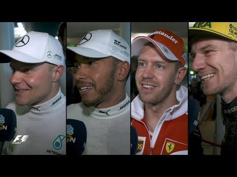 2017 Abu Dhabi Grand Prix | Race Reaction