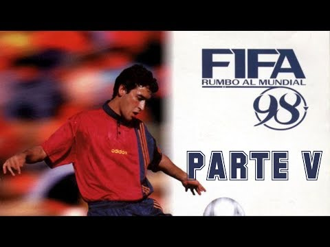 FIFA: Road to World Cup 98 (1997) - PC - Parte 5