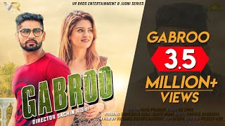RAJU PUNJABI | GABROO FULL HD VIDEO | SURENDAR KALA | NEW HARYANVI SONG 2018 | VR BROS ENTERTAINMENT width=