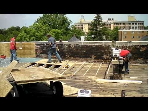 Firestone EPDM roofing system - Cotterman Roofing