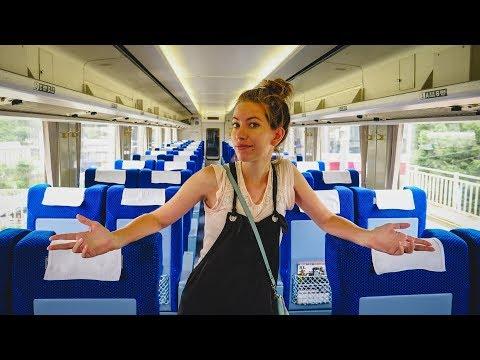 Nikko to Tokyo to Takayama | Train and Bus Travel in Japan